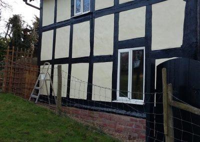 exterior decorating